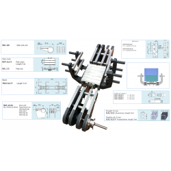 Из чего состоит конвейер UNIFLEX F180?
