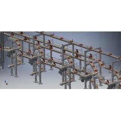 Проект конвейерной системы упаковки чая на базе конвейера FB-175
